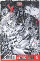Magik cover SDCC by MichaelDooney