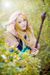 League of Legends: Spellthief Lux by JoviClaire