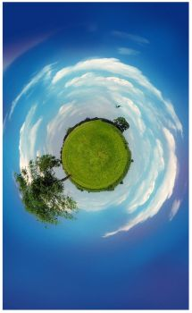 Planet EARTH by szc