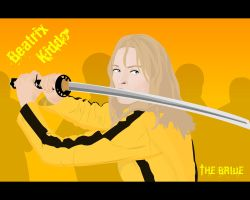 The Bride: Beatrix Kiddo by Namelessv1