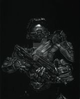 Master Chief by ScerdyBoards