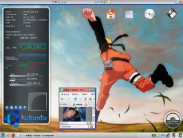 Naruto no kDE by jhoybadboy