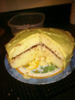 Cake :D by hazeness