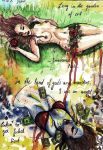 Lana Del Rey - Gods and Monsters by Ilcorona