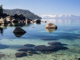 East Shore Lake Tahoe 140225-16 by MartinGollery
