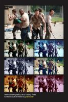 Free Movie Effect an Color correction PSD_Action by graphcoder
