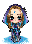 Derpy Design Special -Crystal Maiden by StrawberryCakeBunny