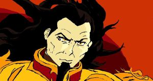 MS paint Ozai by Caranth