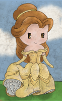 Belle by chunsmunkey