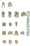Animal Crossing Tsum Tsum Pattern by 7daysleft