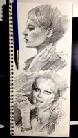 daily sketch 3677 by nosoart