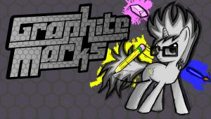 Fighting is Magic- Graphite Marks by TheAljavis