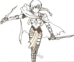Princess of Persia... XD by jester586