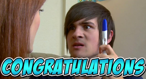 Congratulations - Smosh by NickyNintendo
