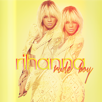 Rude Boy - Rihanna by AgynesGraphics