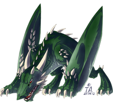 dragon picture by TheAzimuth