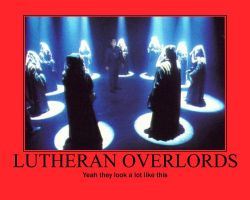 Lutheran Overlords by moatswimmer-inugrl