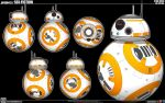 Bb-8 Droid by cosedimarco