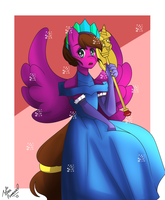 Princess Briss by Whacked-Muffin