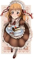 Maid Cafe by AlineSM