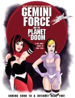 Gemini Force Promo 2010 by DarthTerry