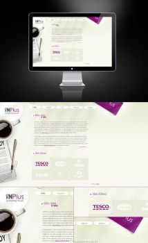 Inpus publishing house by touchdesign
