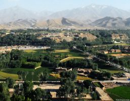 Beautiful Bamyan - Afghanistan by msnsam