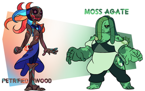 [A] - Plant gems (CLOSED) - money OTA ($15+) by FloofHips