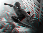 Spiderman wallpaper n b by DobroMG