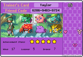 My trainer card by Mecca12