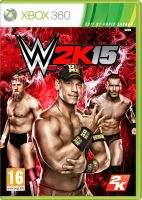 WWE 2K15 Fan made cover 2 by ultimate-savage