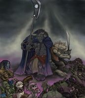 March of the Undead by GH-MoNGo