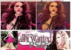 All i wanted PSD by littlesexysweetheart