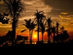 Bali Sunset by Keith65