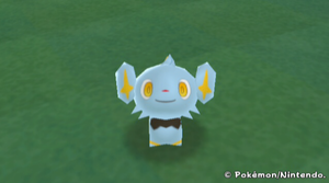 Shinx in My Pokemon Ranch by Nijihamu-can