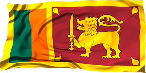 Flags of the World: Sri Lanka by MrAngryDog