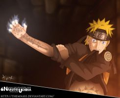 NAruto 496 by themnaxs