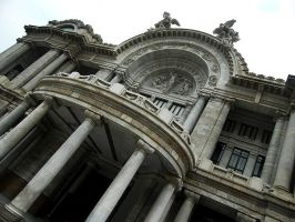 Bellas Artes - Mexico DF Mx by patycosplay