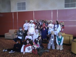 Zenkaikon 2013 Hetalia Group by Shadowamarilis