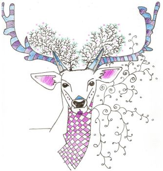 Glam Stag by FistingPigs