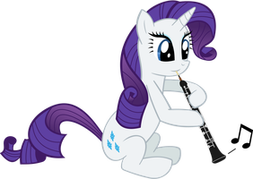 Rarity on the Oboe by supermatt314