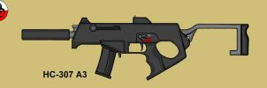 HC-307 A3 by CzechBiohazard