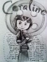Coraline by cayligraham
