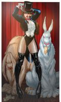 Zatanna by Art Adams by tony058