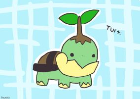 turtwig by pikaira