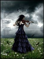 Violin by modern-myth