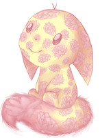 Floral Kacheek by Pinkproposal