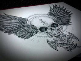 Tattoo design by Eason41