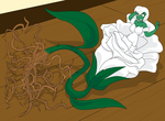 A New Rose for Nerima by Dragon-FangX