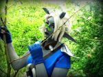 Female Dark Jak Cosplay by BlackBloodFire